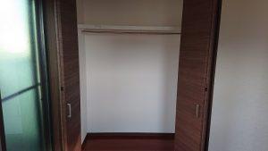 居室2クローゼット