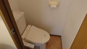 トイレ(消毒済の為水道未確認)