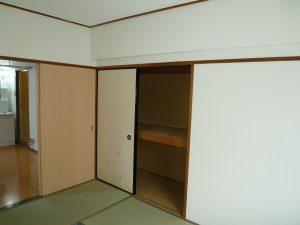 ハイツ嵯峨野101和室① (2)